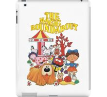 The Magic Roundabout iPad Case/Skin