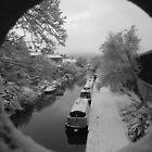 Bath Narrow Boats by MichelleRees
