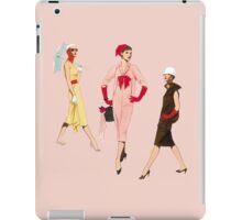 1950's Girls iPad Case/Skin