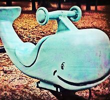 Happy Little Whale by route96