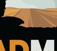 Mad Max - Don Draper Edition Sticker
