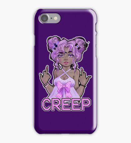 CREEP iPhone Case/Skin