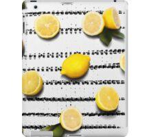 fruit 4 iPad Case/Skin