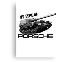 Ferdinand Porsche  Canvas Print