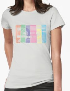 Mix Tape 1.0 Womens Fitted T-Shirt