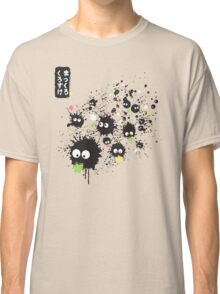 Makkuro Kurosuke ink Classic T-Shirt