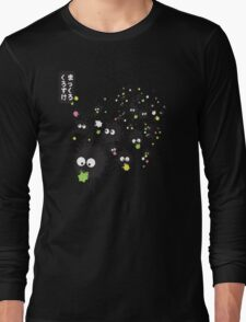 Makkuro Kurosuke ink Long Sleeve T-Shirt