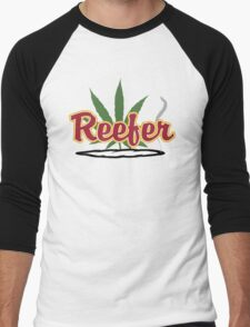 Reefer Men's Baseball ¾ T-Shirt
