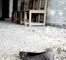 Huarache , Asylum in CT by MJD Photography  Portraits and Abandoned Ruins