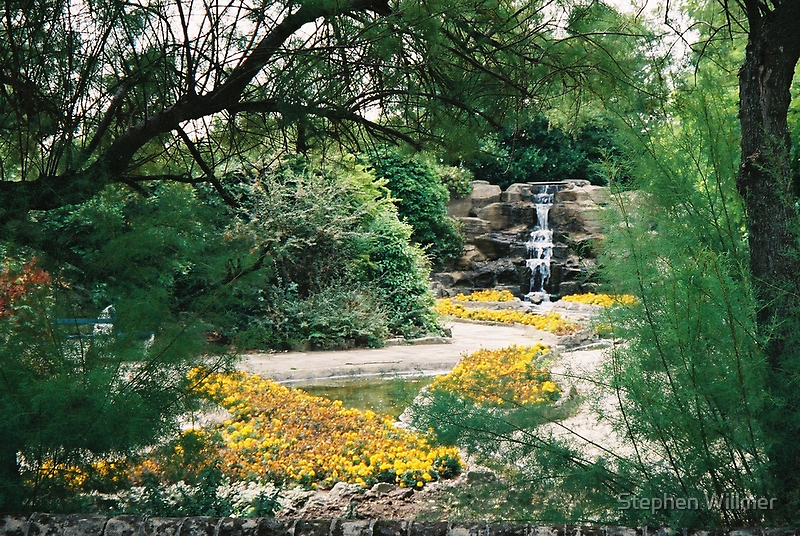 Rock Gardens - Skegness by Stephen Willmer