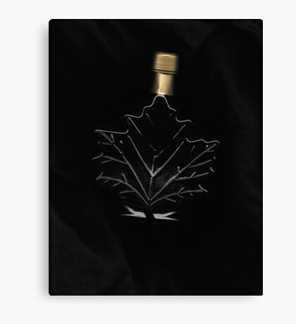 Maple Syrup Canvas Print