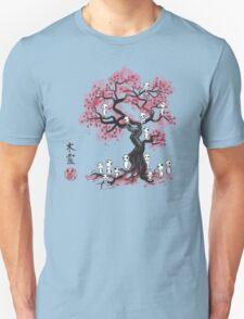 Forest Spirits sumi-e  T-Shirt