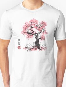 Forest Spirits sumi-e  T-Shirt