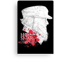 House Snark: Your Favorite Characters Die Canvas Print