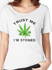 Very Funny  Marijuana Women's Relaxed Fit T-Shirt