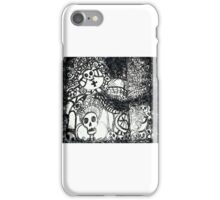 the hate and the misery iPhone Case/Skin