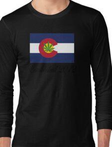 Colorado Marijuana 2012 Long Sleeve T-Shirt