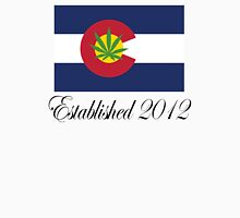 Colorado Marijuana 2012 T-Shirt