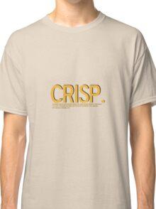 Crisp. Classic T-Shirt