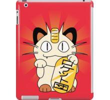 Payday Cat iPad Case/Skin
