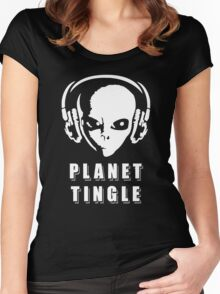 Planet Tingle Women's Fitted Scoop T-Shirt