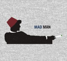 Mad Man (with a Box) Baby Tee