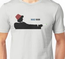Mad Man (with a Box) Unisex T-Shirt