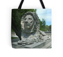 Milwaukee Lion Tote Bag