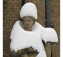 Snow Fashion Photographic Print