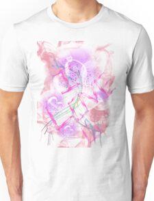 i love u graphic Unisex T-Shirt