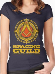 Dune SPACING GUILD Women's Fitted Scoop T-Shirt