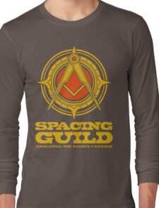 Dune SPACING GUILD Long Sleeve T-Shirt