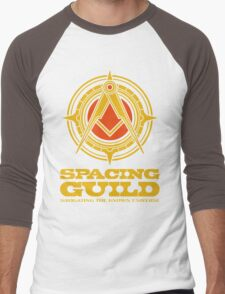 Dune SPACING GUILD Men's Baseball ¾ T-Shirt
