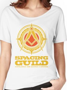 Dune SPACING GUILD Women's Relaxed Fit T-Shirt