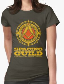 Dune SPACING GUILD Womens Fitted T-Shirt