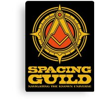 Dune SPACING GUILD Canvas Print