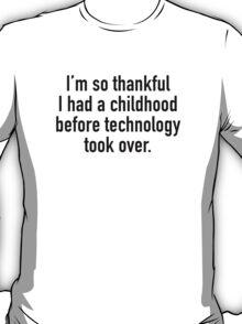 I'm So Thankful T-Shirt