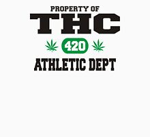 Marijuana THC Athletic Dept Unisex T-Shirt