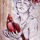 Velvet by Sarah Annesley