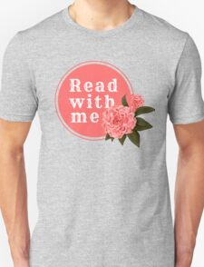 Read with me Unisex T-Shirt