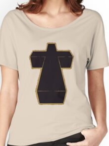 Justice - Cross Women's Relaxed Fit T-Shirt