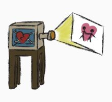 Heart Projector by DeadPoetKeats
