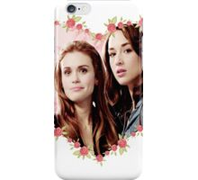 Hearted Allydia iPhone Case/Skin