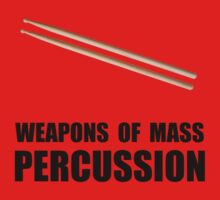 Drum Mass Percussion Kids Clothes
