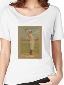 Baseball  Women's Relaxed Fit T-Shirt
