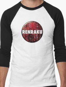 Renraku Men's Baseball ¾ T-Shirt