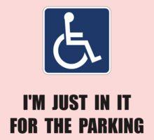 Handicap Parking Kids Clothes