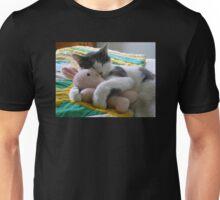 Kitten Hug Unisex T-Shirt