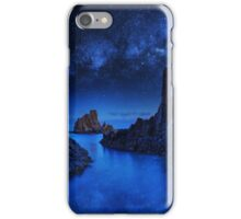staring at the sky iPhone Case/Skin