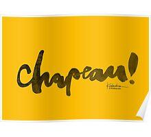Chapeau! Poster